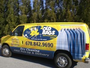 2 Old Bags Van